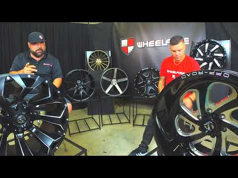 Fuel Offroad & Niche Wheels - Wheelfire Wednesdays Episode 8