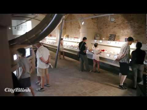 MiBa Museum in Barcelona: a quick tour in HD - CityBlink