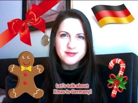 xmas in germany weihnachten in deutschland customs traditions vocabulary youtube. Black Bedroom Furniture Sets. Home Design Ideas