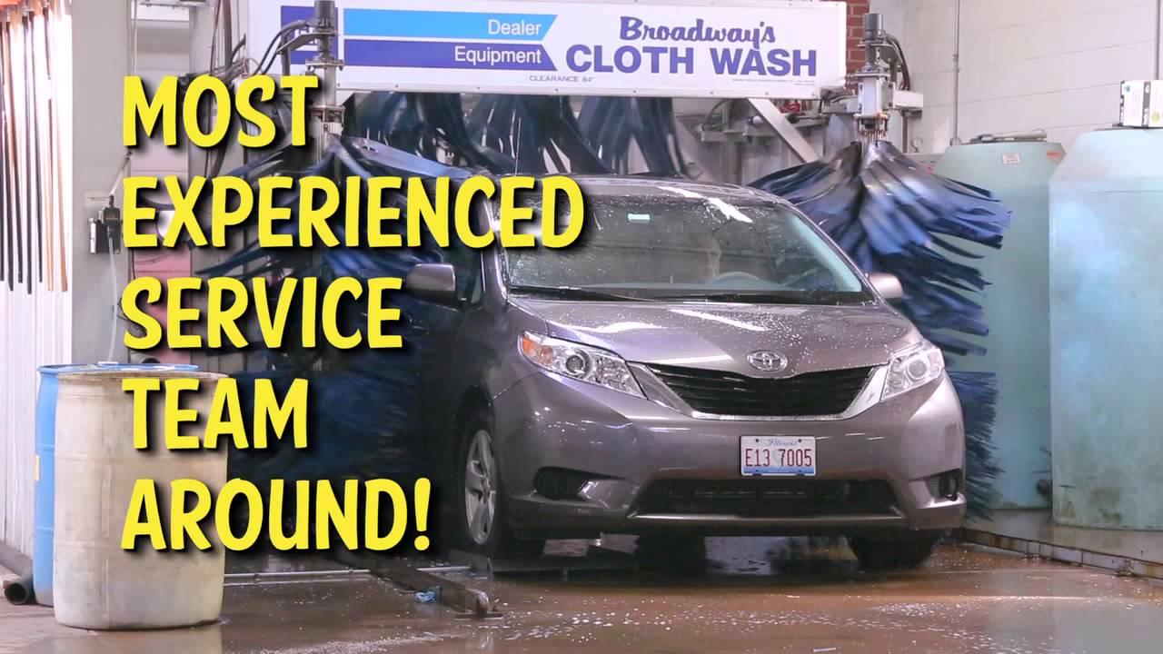 Dan Hecht Chevrolet Toyota Service 2015 Youtube