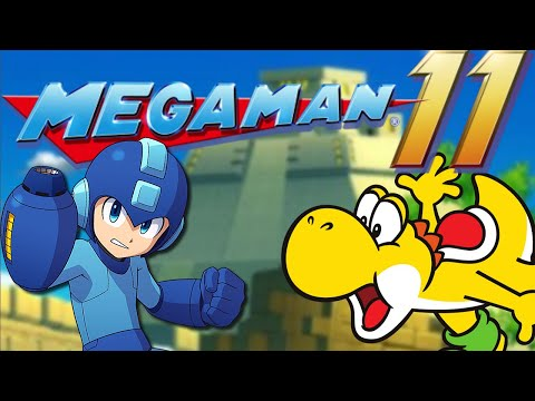 Mega Man 11 - VAF Plush Gaming #313 |