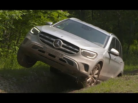2020 Mercedes Glc Off Road Glc 300 D 4matic Youtube