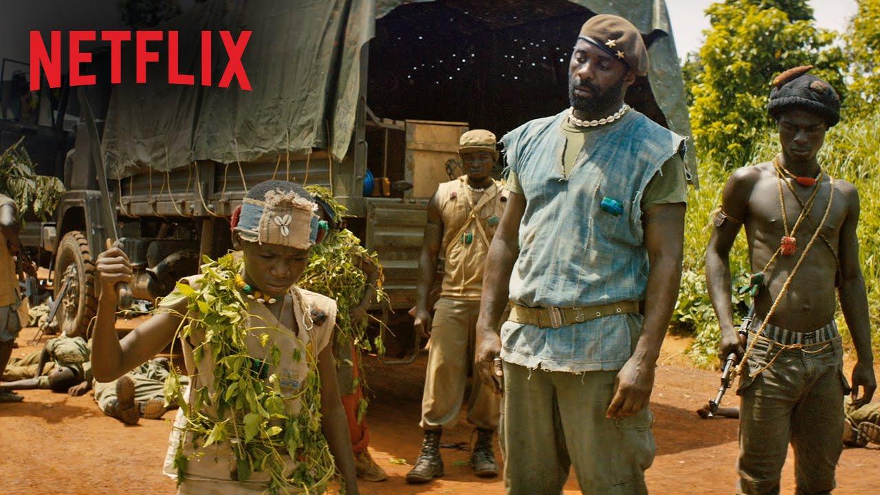 Filme Africano pertaining to beasts of no nation / tráiler oficial subtitulado / una película