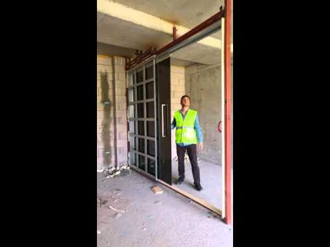 masterslide duvar İÇİne sÜrme mekanİzmasi - youtube