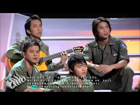 «ASIA 70» Nhớ Mẹ - Quốc Khanh, Đan Nguyên, Nguyên Khang, Cardin, Đoàn Phi, Mai Thanh Sơn