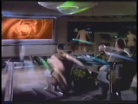 Star Trek: The Motion Picture (1979) ORIGINAL: Wormhole scene ( Paramount Pictures 1979 )