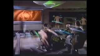 Star Trek: The Motion Picture (1979) ORIGINAL: Wormhole scene ( Paramount Pictures 1979 )