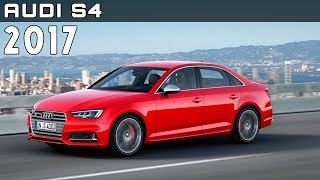 2017 Audi S4 Review Rendered Price Specs Release Date