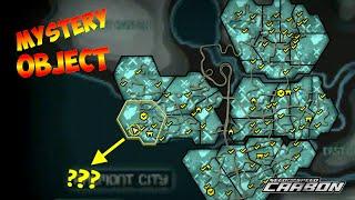 Карта скрытых гонок в nfs underground 2