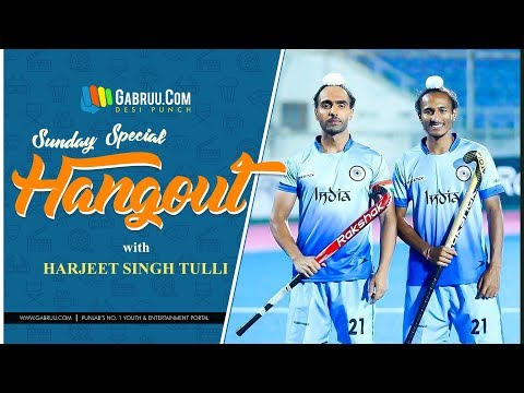 """HARJEETA"" | Sunday Special Hangout | ""Ammy Virk"" | HARJEET SINGH TULI | New Punjabi Movies | Gabruu"
