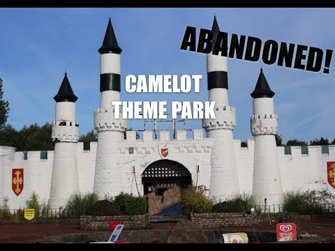 Abandoned Places - The Magical Kingdom of Camelot Theme Park