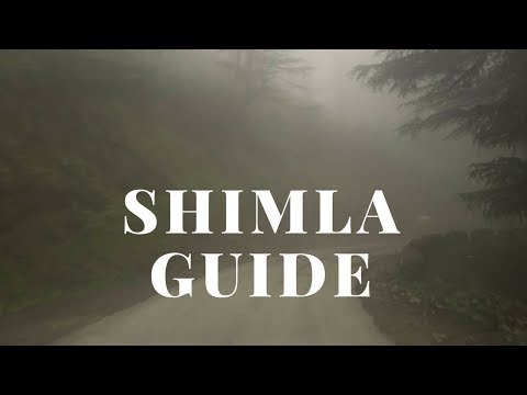 Places to explore in November | SHIMLA |The Travel Guide
