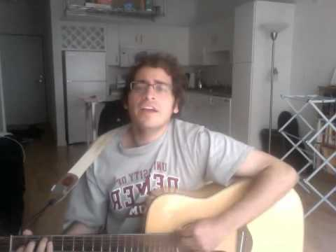 Damien Rice-9 Crimes (Cover)