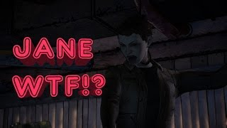 The Walking Dead Season 3 A New Frontier Flashback: Jane's Suicide