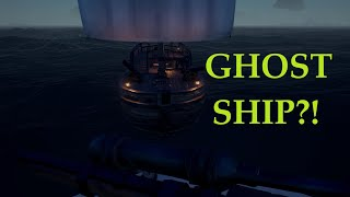 Sea of Thieves: Ghost Ship!!