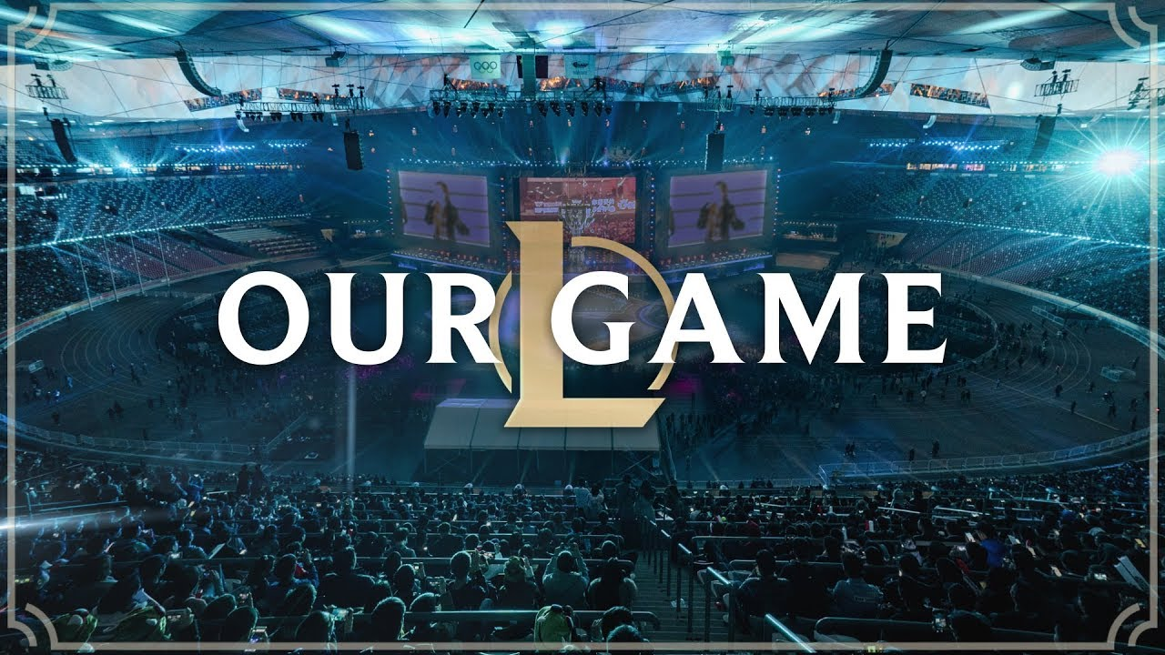 73b8dd668c808 Our Game | League of Legends - YouTube