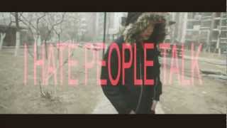 I hate people talk(jay z cover )-Kenzy(MJ116) Music Video