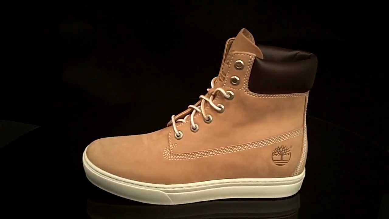 buy best quality amazing selection Timberland 2.0 Cupsole 6 Inch White Ble 6667R - YouTube