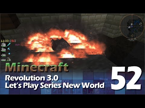Minecraft: Revolution 3 New World - Why Won't You Work?