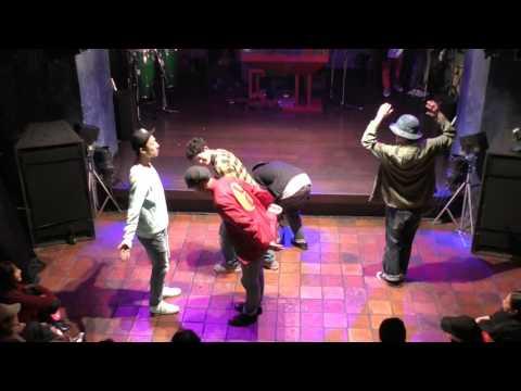 83's House(Mimura brown nakano Guts Yoshiyuki) ONE DANCE vol.7 DANCE SHOWCASE