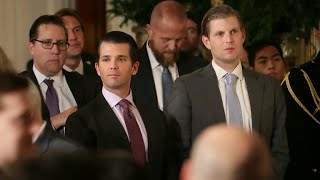 Trump team defends Trump Jr.'s meeting with Russian lawyer