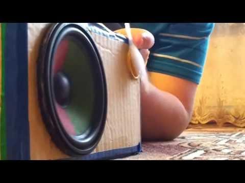 видео: Самодельный саб