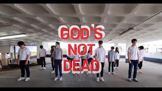 God's Not Dead   Worship Dance