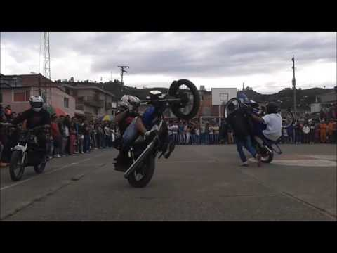 Fiestas del corcho en Neira - Caldas