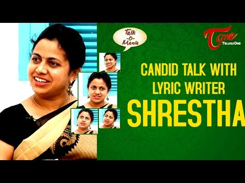 Pelli Choopulu Lyricist Shreshta Exclusive Interview #PelliC
