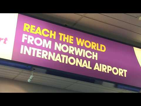 Norwich Airport reveals 30-year vision to treble passenger numbers