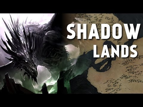 Shadow Lands - Map Detailed (Game of Thrones) |