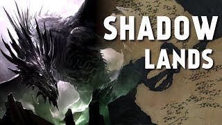 Shadow Lands - Map Detailed (Game of Thrones)