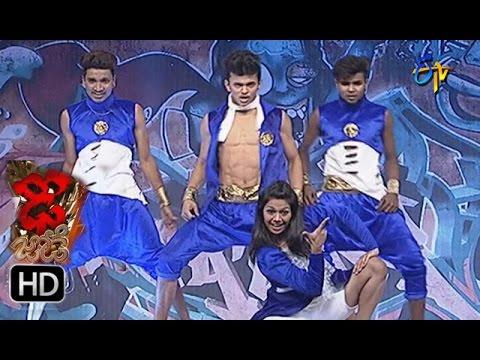 Sanketh and Priyanka Performance | Dhee Jodi | 17th May 2017 | ETV Telugu