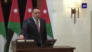 إرادة ملكية بالموافقة على إجراء تعديل على حكومة الرزاز (9-5-2019)