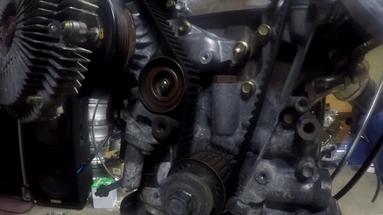 1jzgte vvti timing belt replacement youtube rh youtube com Honda Timing Marks Diagram Timing Chain Diagram