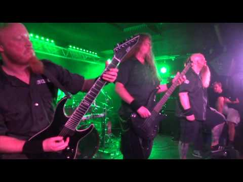 Lay Down Rotten - Altering The Whore Live@Vortex Club Siegen 12-Okt-2012