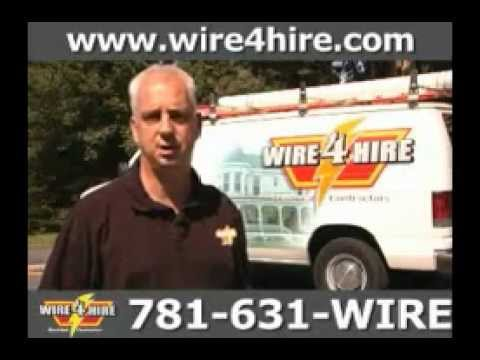 Wire 4 Hire, Inc , Residential and Commercial Electricians in Salem & Marblehead