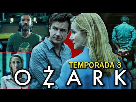 CRÍTICA CON Y SIN SPOILERS: OZARK (Temporada 3) |  Ooh LA LA! | #NETFLIX