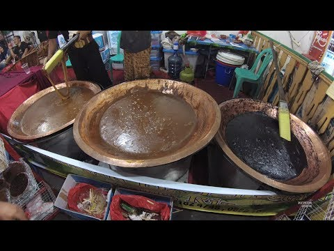 Jakarta Street Food 1679 Jakartan Sweet Sticky Rice Dodol Betawi Bang Rizal JFK 2017 PRJ