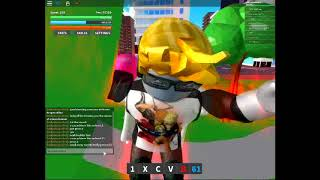 ROBLOX ONE PUNCH MAN ONLINE ALL SUPERHUMAN SKILLS
