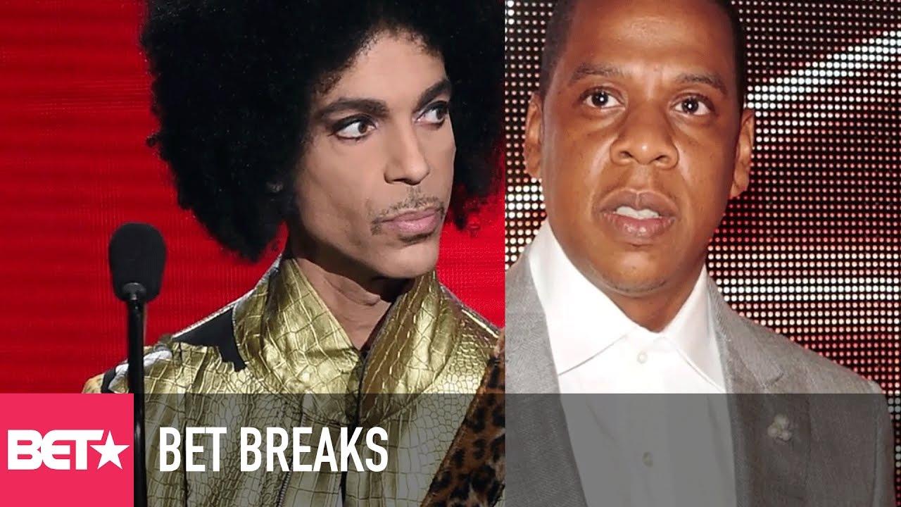 Prince Estate Sues Jay Z / Tidal