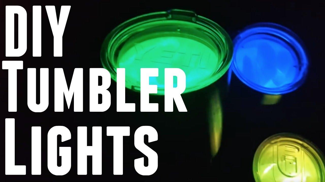 Flexible Illuminated Decal Stickers Youtube [ 720 x 1280 Pixel ]