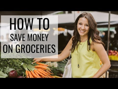 HOW TO SAVE MONEY ON GROCERIES | vegan budget tips