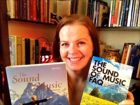 Theatre Thursday: The Sound of Music 50th Anniversary Books