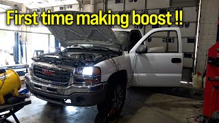 Picking up the Mustang's Motor and BIG ANNOUNCEMENT!!
