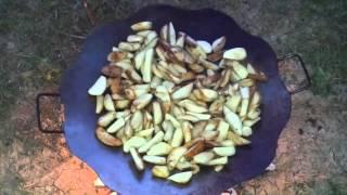 Купить сковороду с тракторного диска(, 2014-03-10T14:39:34.000Z)
