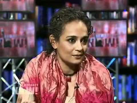 Arundhati Roy on Obama