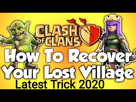 How To Recover Clash Of Clans Account Latest