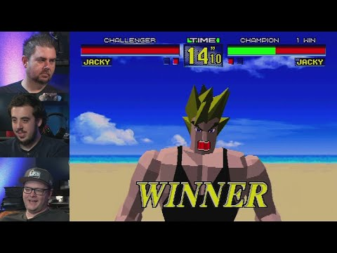 Ranking of Fighters 0022: Virtua Fighter & Battle Monsters
