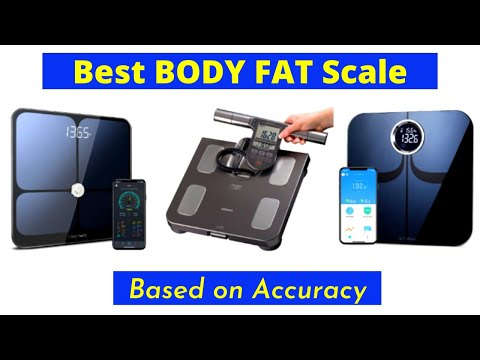 5 Best Body Fat Scale Based on Accuracy on Amazon